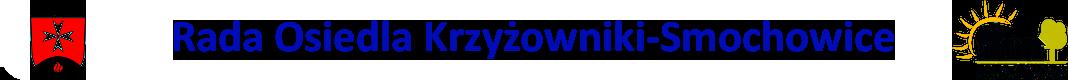 Oficjalna prywatna strona radnych Rady Osiedla Krzyżowniki-Smochowice.
